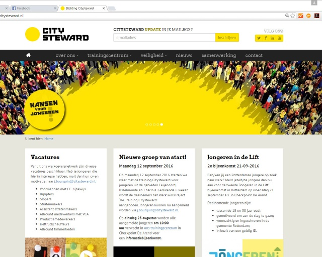 Website Citysteward